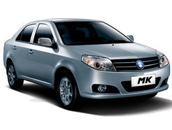 Geely MK I 2008-2015