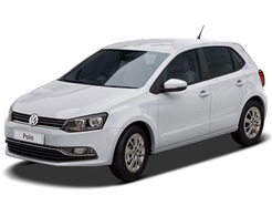 Polo V hatchback 2008-2014